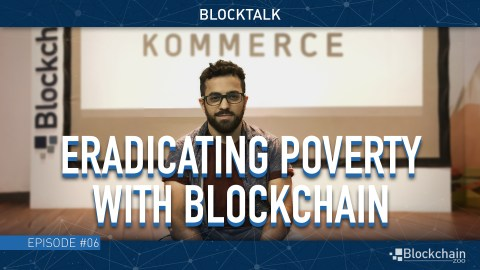 Reducing Poverty with Blockchain