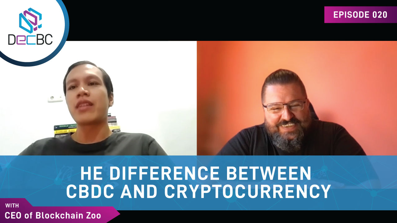 The Difference Between CBDC and Cryptocurrency