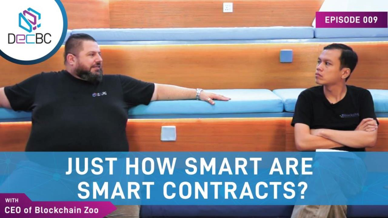 Just how smart are smart contracts?