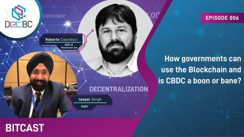 How governments can use the #blockchain and is #CBDC a boon or bane?