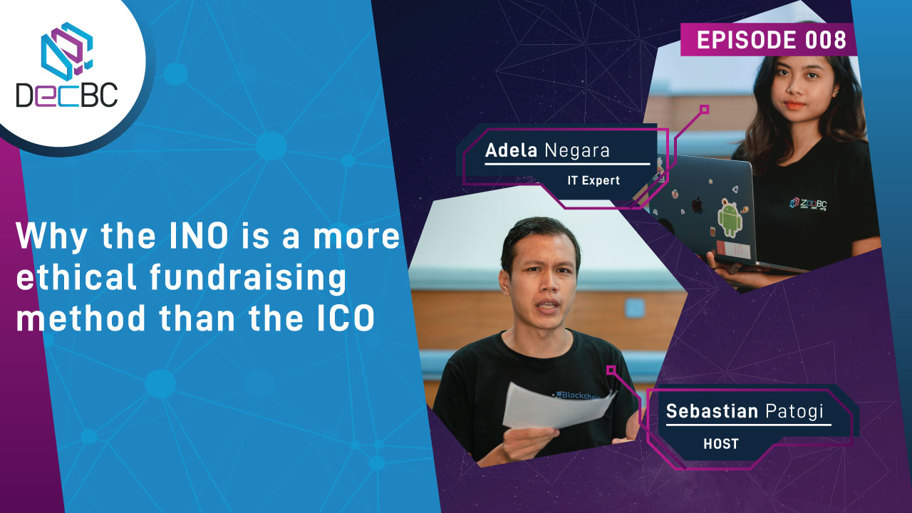 Why the INO is a more ethical fundraising method than the ICO