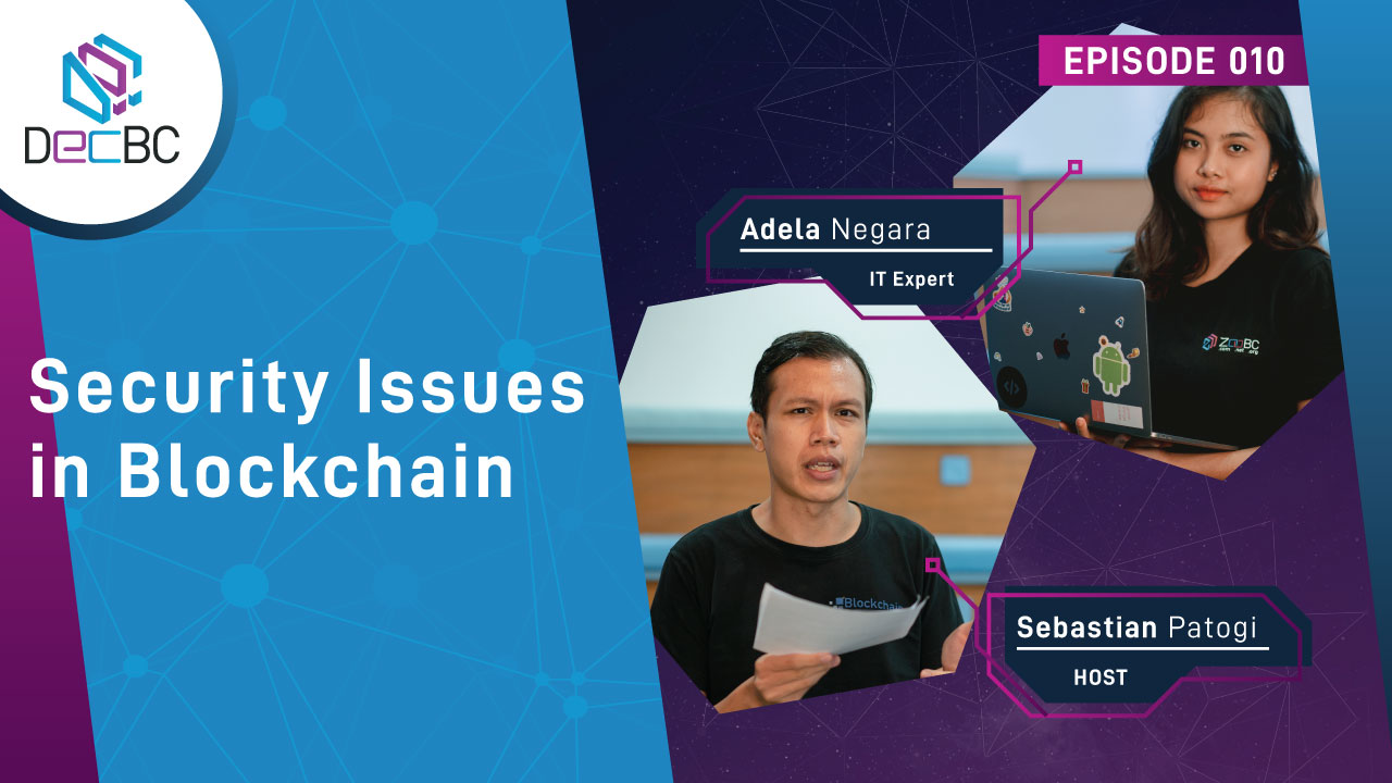 Security Issues in Blockchain