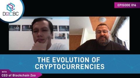 The Evolution of Cryptocurrencies