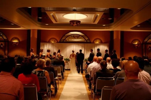 Gooseberry Falls Room Ceremony