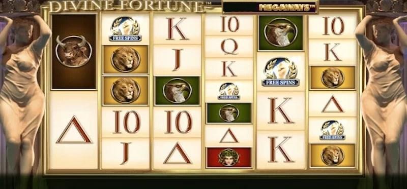 divine fortune megaways slot netent logo - ベラジョンカジノのスロットの遊び方。ジャックポット攻略法も紹介します