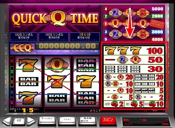 quicktime 01 1 - ベラジョンカジノのスロットの遊び方。ジャックポット攻略法も紹介します