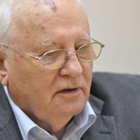 Nobel Peace Laureate Gorbachev Calls for De-Escalation