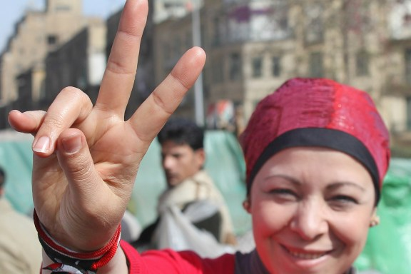 International Womens Day in Egypt