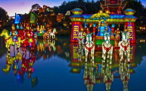 The Magic of Lanterns 2011
