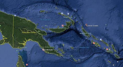 Carterets Atoll