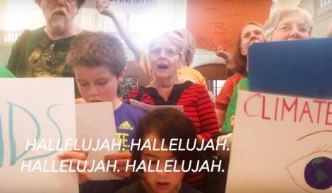 Climate Flash Choir