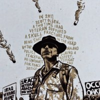 TAKE ACTION: Veterans Resistance Art Gallery This Weekend