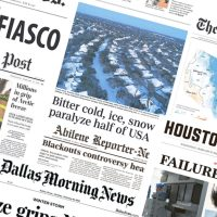 Media struggles with mixed climate signals during Winter Storm Uri