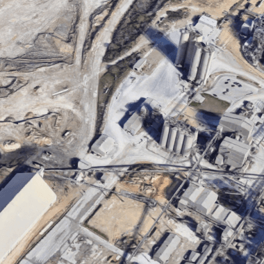 texas climate pollution: capitol cement