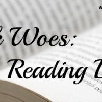 Book Woes: Reading Less