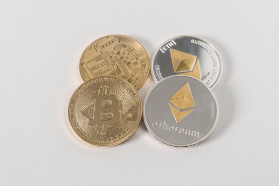 Cryptocurrency like Bitcoin, Ethereum, Ripple