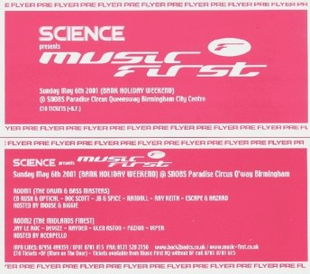 MusicFirst-Science_PreFlyer