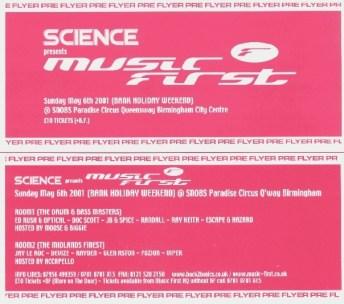 MusicFirst-Science_PreFlyer