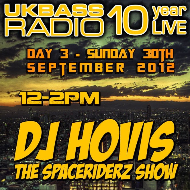 UK Bass Radio 10th Anniversary Weekend 22