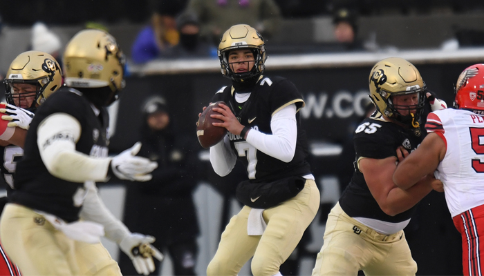 What If Colorado Football Played Its Revised 2020 Schedule Deceptive Speed