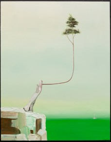 Thomas Frontini, Tree by the Shore3 (2014)