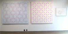 Audra Skuodas, Installation: Cosmic Dance (2013), Quantum Self (2012), Erberation Series (2010)