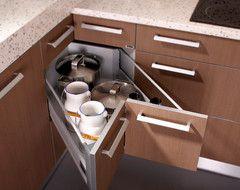 mueble de esquina 3 orden en cocina www.decharcoencharco.com