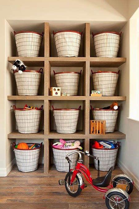 ideas orden cuarto niños 12 www.decharcoencharco.com