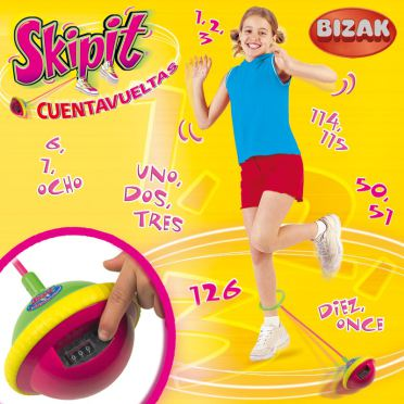 juguetes verano jardin skip it www.decharcoencharco.com