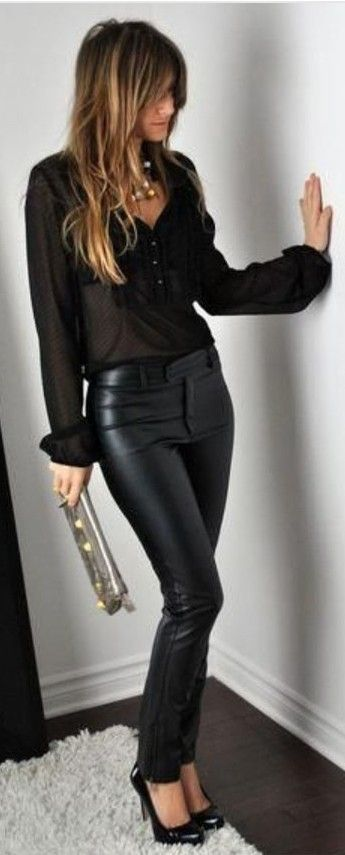 pantalones-25-de-cuero-negros-black-leather-pants-www-decharcoencharco-com