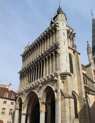 Église Notre-Dame à Dijon - Côte-d'Or en Bourgogne | Côte-d'Or ...