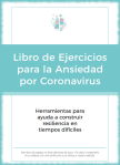 Ejercicios para la Ansiedad por Coronavirus, PDF
