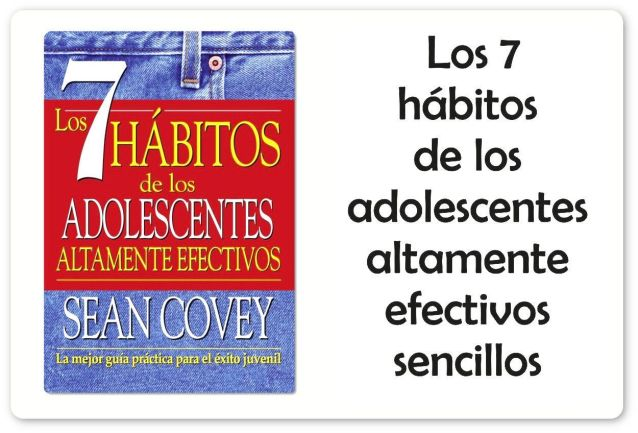 7 Hábitos de Adolescentes