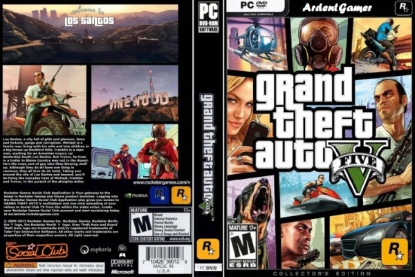 GTA 5 Download for PC Windows 7/8/8 1/10