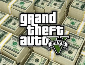 GTA V money cheat