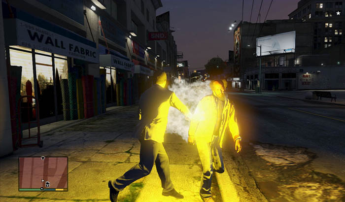 super punch gta 5 cheat