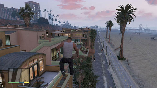 Super Jump Cheat Code for GTA 5
