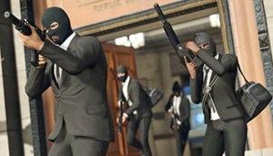 GTA 5 story mode heists