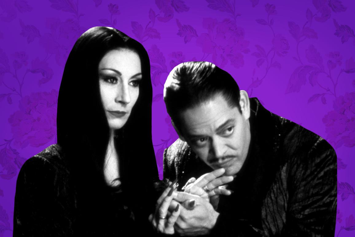 Gomez & Morticia Addams Have The Greatest Romance Of All