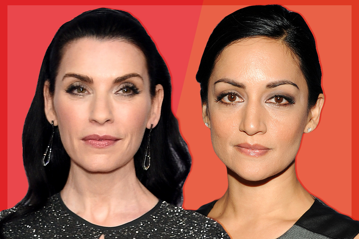 archie panjabi refuses to let the good wife feud die a peaceful death decider archie panjabi refuses to let the good