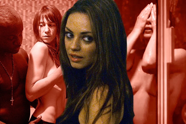 Natasha Henstridge Sex Scenes