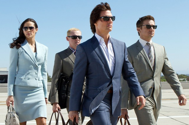 Mission: Impossible – Ghost Protocol' Is the Greatest Spy Film Ever