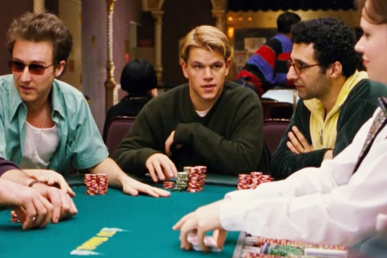Rounders At 20 A Look Back At The Most Influential Gambling Film Of All Time