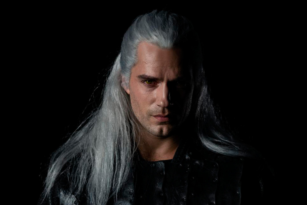Nina Collins Twitter Porno the witcher': netflix releases first look at henry cavill as