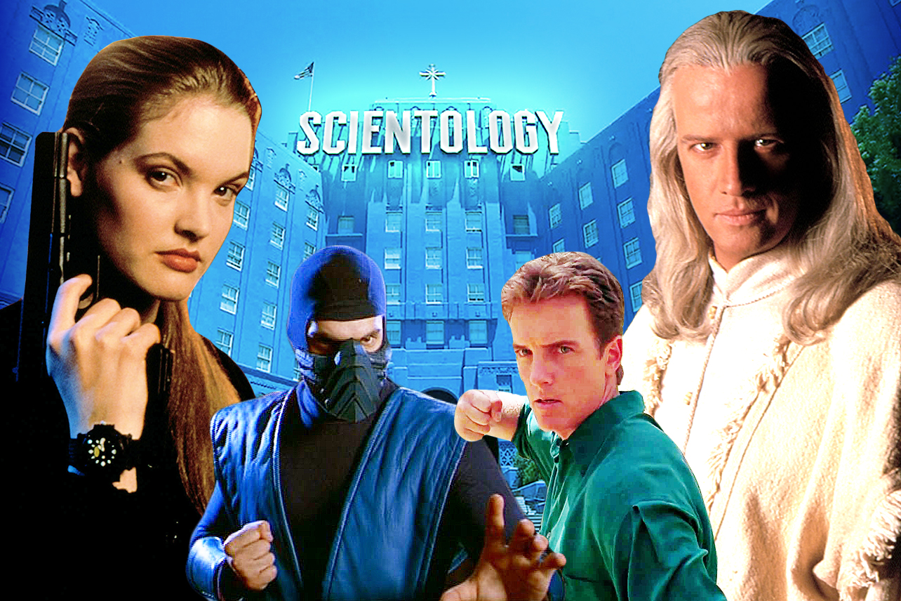 Is Mortal Kombat A Metaphor For Scientology An Examination