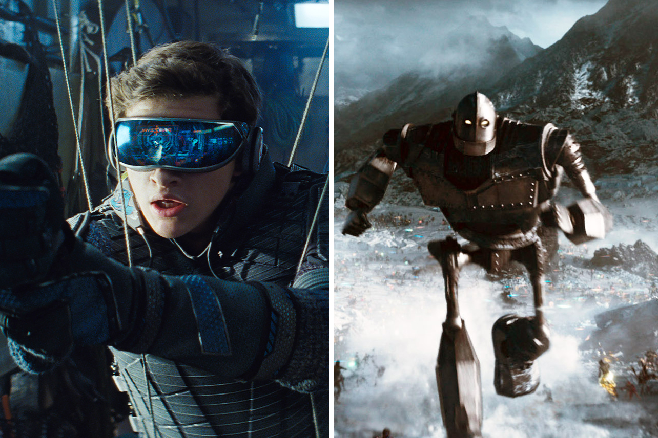 Ready Player One Has An Iron Giant Problem