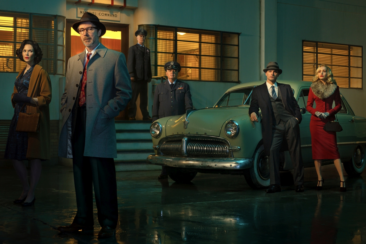 Project Blue Book On History Review Stream Or Skip