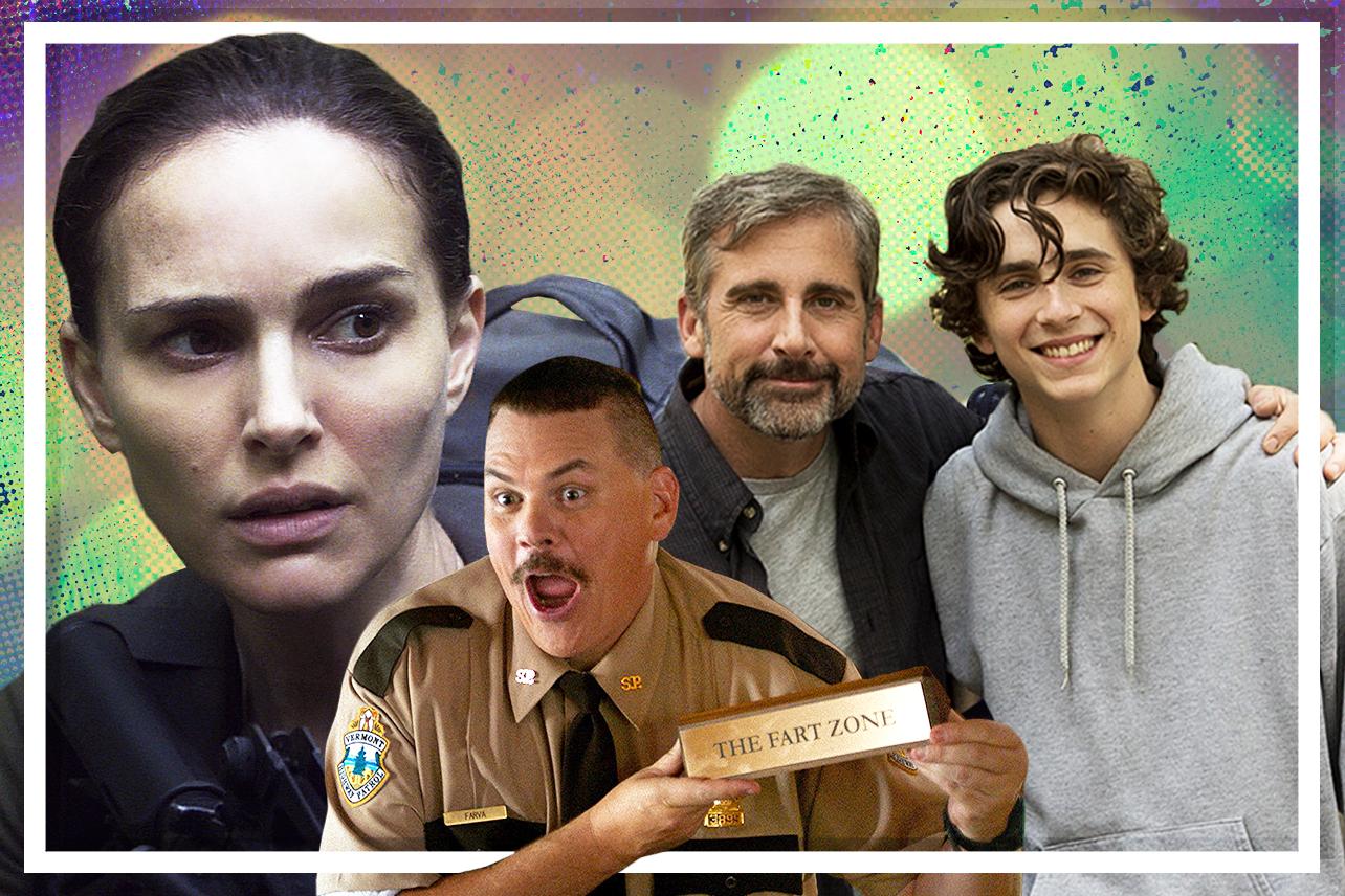 New On Netflix, Hulu, Amazon Prime, And HBO: January 4, 2019