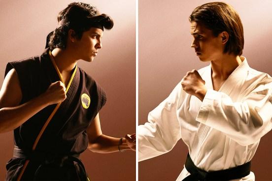 Miguel Diaz Robby Keene Cobra Kai The Karate Kid
