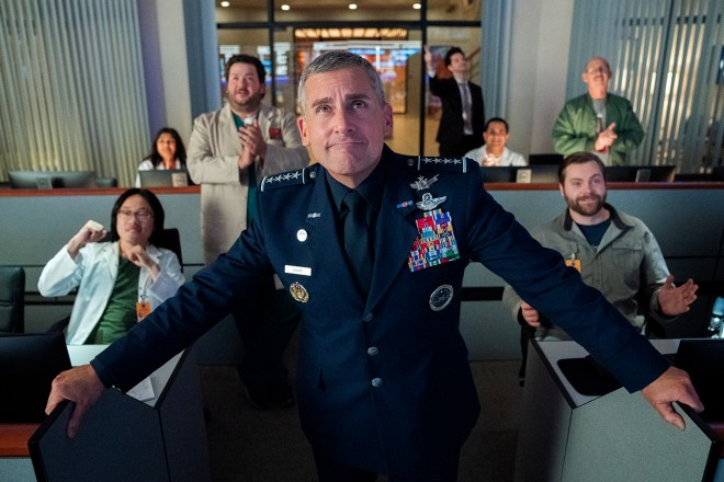 Space Force Renewed for Season 2